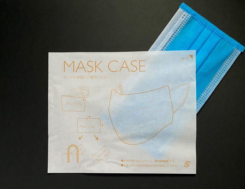 耐油耐水マスクケースイメージ